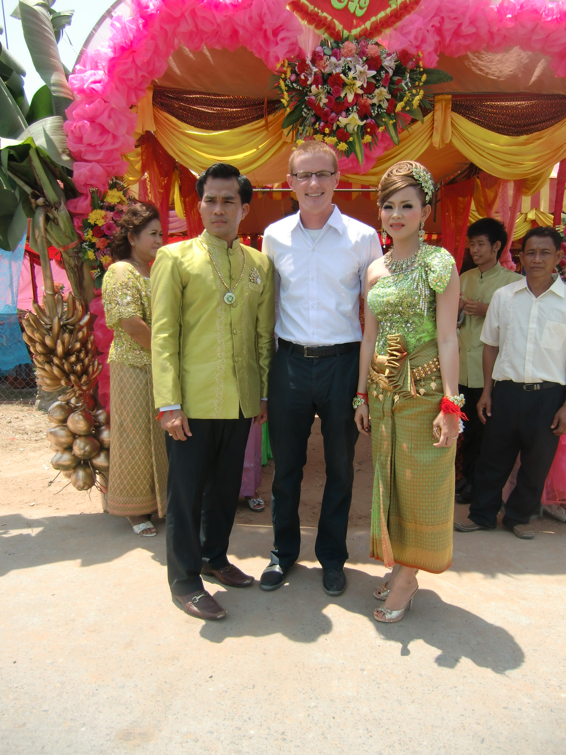 Khmer wedding 14 is your face red because you re mad for Khmer dress for wedding party